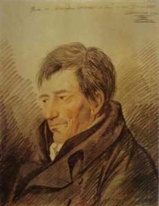 Muzio Clementi im Portrait von Aleksander Orłowski [Public domain]: