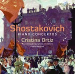 Cristina Ortiz · Bournemouth Symphony Orchestra, Paavo Berglund - Dmitri Shostakovich: Piano Concertos · Three Fantastic Dances