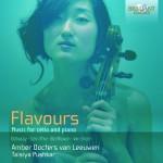 Amber Docters van Leeuwen & Taisiya Pushkar: Flavours