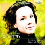 Lenneke Ruiten & Hans Adolfsen - Johannes Brahms: Lieder