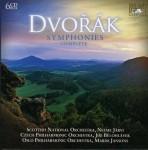 Various - Antonín Dvorák: Symphonies (Complete)