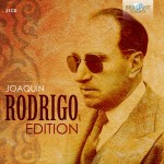 Various: Joaquín Rodrigo Edition – Umfangreiche Sammlung mit Musik des populären spanischen Komponisten