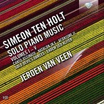 "»Simeon ten Holt: Solo Piano Music« von Jeroen van Veen als ""Recording of the Month"" beim Musicweb International"