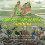 Chorus of the Moscow Academy of Choral Art · Moscow Symphony Orchestra, Vladimir Ziva - Nikolai Rimsky‐Korsakov: Cantatas
