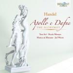Musica ad Rhenum, Jed Wentz - Georg Friedrich Händel: Apollo e Dafne ‐ The Alchymist