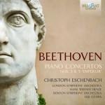Christoph Eschenbach - Ludwig van Beethoven: Piano Concertos Nos. 3 & 5 'Emperor'