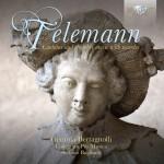 Gemma Bertagnolli · Stefano Bagliano · Collegium Pro Musica - Georg Philipp Telemann: Cantatas and chamber music with recorder