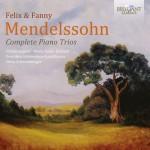 Hrvoje Jugović · Maria Bader‐Kubizek  · Dorothea Schönwiese‐Guschlbauer · Silvia Schweinberger - Felix & Fanny Mendelssohn: Complete Piano Trios