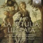 Coro e Orchestra dell'Oficina Musicum, Riccardo Favero - Wolfgang Amadeus Mozart: La Betulia Liberata