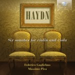 """Joseph Haydn – Six sonatas for violin and viola"" im Musikblog »The Listener« besprochen"