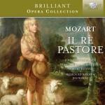 Michael Borgstede · Musica ad Rhenum, Jed Wentz - W. A. Mozart: Il Ré Pastore