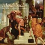 »Felix Mendelssohn: Complete Psalm Cantatas« vom Chamber Choir of Europe mit der Württembergischen Philharmonie Reutlingen unter Nicol Matt bei klassik.com besprochen