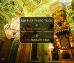 The Moscow Trio - Russian Piano Trios