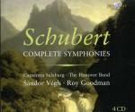 Roy Goodman / Sandor Veigh - Franz Schubert: Complete Symphonies