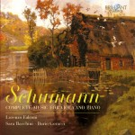 Lorenzo Falconi · Sara Bacchini - Robert Schumann: Complete Works for Viola and Piano