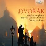 Staatskapelle Berlin, Otmar Suitner u.a. - Antonín Dvořák: Complete Symphonies · Slavonic Dances · Overtures · Symphonic Poems