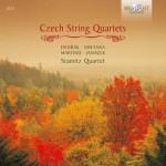 »Czech String Quartets« vom Stamitz Quartet bei klassik.com besprochen