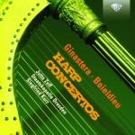 Jutta Zoff · StaatskapeIle Dresden, Siegfried Kurz - François-Adrien Boïeldieu · Alberto Ginastera: Harp Concertos