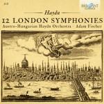 Austro-Hungarian Haydn Orchestra, Adam Fischer - Joseph Haydn: 12 London Symphonies (Nos. 93 - 104)
