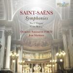 "Orchestre National de l'ORTF, Jean Martinon - amille Saint-Saëns: Symphony No.3, op.87 ""Organ* · Symphony 'Urbs Roma'"