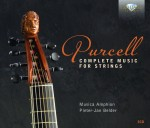 Musica Amphion, Pieter-Jan Belder - Henry Purcell: Complete Music for Strings