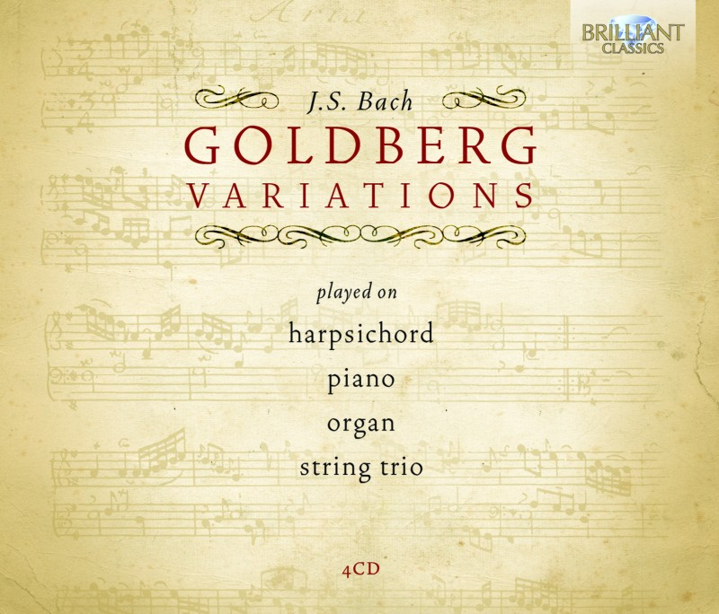Bach Glenn Gould Bach The Goldberg Variations