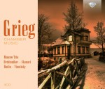 The Moscow Trio - Edvard Grieg: Chamber Music