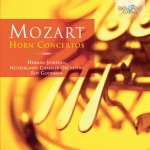 Herman Jeurissen · Netherlands Chamber Orchestra, Roy Goodman - Wolfgang Amadeus Mozart: Horn Concertos