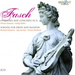 Various Artists: Johann Friedrich Fasch: Instrumental Music – Overture in D minor · Sonatas for Oboes and Bassoon