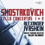 Alexander Ivashkin · Moscow Symphony Orchestra, Valery Polyansky – Dmitri Shostakovich: Cello Concertos