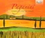 Luigi Attademo - Niccolò Paganini: Complete Guitar Works