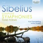 Berliner Sinfonie-Orchester, Kurt Sanderling et al. – Jean Sibelius: Complete Symphonies and Tone Poems