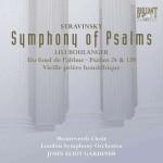 Stravinsky: Symphony of Psalms - Boulanger: 3 Psalms - Brilliant Classics 9015