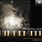 »Paul Hindemith: Orchestral Music« im Musikblog »The Listener« besprochen