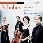 Diogenes Quartet - Franz Schubert: Complete String Quartets Vol. 2