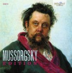 Modest Mussorgsky Edition