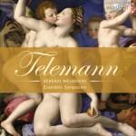 Ensemble Symposium - Georg Philipp Telemann: Scherzi melodichi