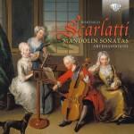 Artemandoline - Domenico Scarlatti: Mandolin Sonatas