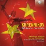 """»Khrennikov: Concertos« ist Norman Lebrechts """"Album of the Week"""" bei Sinfini Music"""