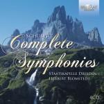 Staatskapelle Dresden, Herbert Blomstedt – Franz Schubert: Complete Symphonies