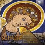 Dresdner Kreuzchor, Rudolf Mauersberger u. a. - Heinrich Schütz: Cantiones sacrae