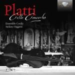 Stefano Veggetti · Ensemble Cordia - Giovanni Benedetto Platti: Cello Concertos