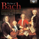 The Sons of Bach: Symphonies · Concertos · Chamber Music