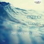 Demnächst bei Brilliant Classics: Jeroen van Veen spielt Ludovico Einaudi