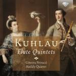 Ginevra Petrucci · Kodály Quartet — Friedrich Kuhlau: Flute Sonatas