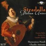»Alessandro Stradella: Italian Arias« vom Ensemble Harmonices Mundi im Forum für Alte Musik 'Prospero' besprochen