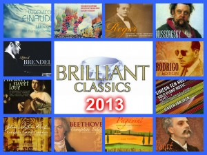 Brilliant Classics Alben des Monats 2013