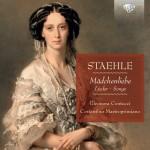 Eleonora Contucci & Costantino Mastroprimiano – Hugo Staehle: Mädchenliebe – Lieder · Songs