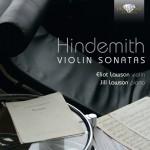Eliot & Jill Lawson – Paul Hindemith: Violin Sonatas