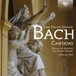 Rheinische Kantorei · Das Kleine Konzert, Hermann Max – Carl Philipp Emanuel Bach: Cantatas